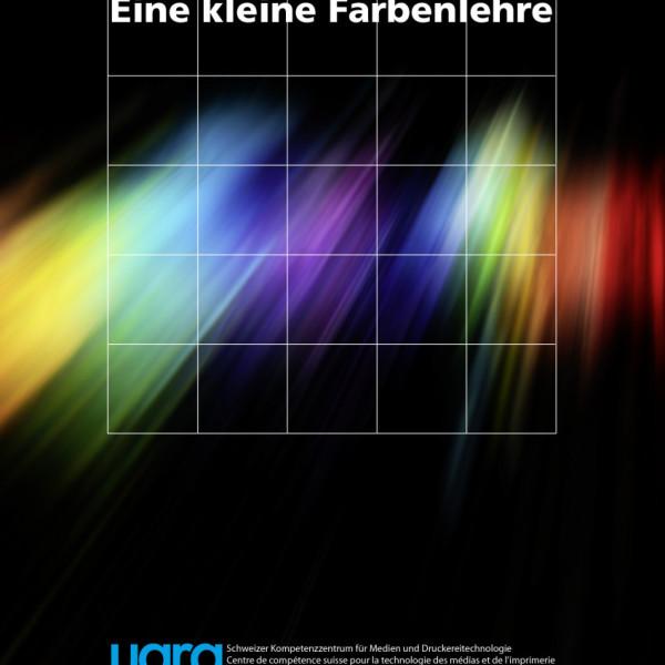 Kleine Farbenlehre Umschlagseite (Cover)