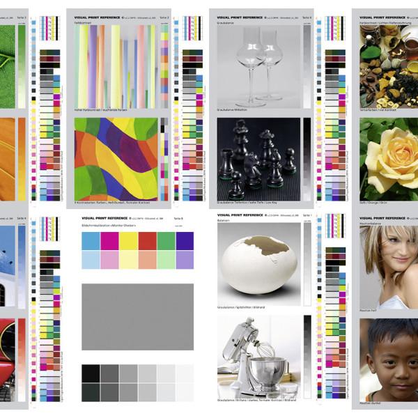 Visual Print Reference Testform