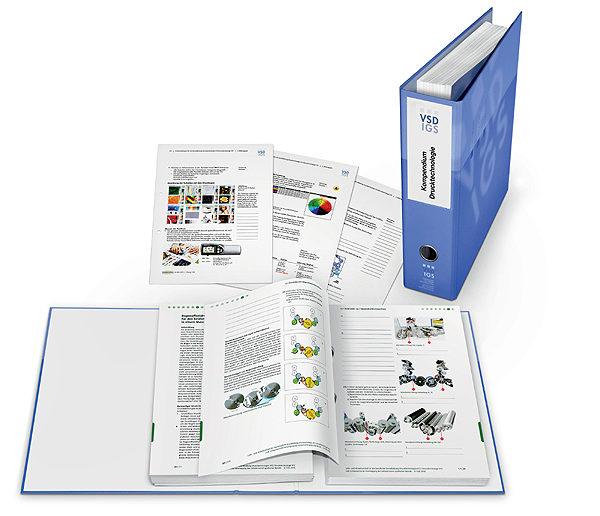 Kompendium Drucktechnologie