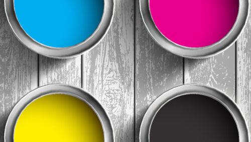 Farbe und Transparenz von Druckfarben nach ISO 2846-1:2017
